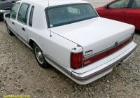 Used Lincoln town Cars for Sale Near Me Lovely Lincoln town Car 1990 1lnlm81fxly
