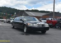 Used Lincoln town Cars for Sale Near Me Luxury Used 1999 Lincoln town Car for Sale at Mitchell Chevrolet Inc