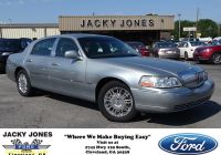 Used Lincoln town Cars for Sale Near Me New 2006 Lincoln town Car Designer Series