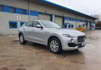 Used Maserati Lovely Used Maserati Levante Suv 3 0d V6 Zf 4wd S S 5dr In