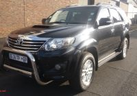 Used Mazda 3 New toyota fortuner 3 0d 4d 4×4 for Sale In Gauteng