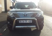 Used Mazda Awesome toyota fortuner 3 0d 4d 4×4 for Sale In Gauteng