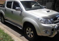 Used Mazda Unique toyota Hilux 3 0d 4d Double Cab 4×4 Raider for Sale In