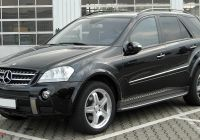 Used Mercedes Suv Lovely File Mercedes Ml Amg Sportpaket W164 Front