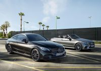 Used Mercedes Suv Unique the New Mercedes Benz C Class Coupé C 205 and Cabriolet A