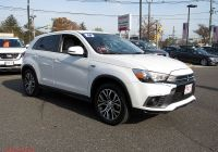 Used Mitsubishi Outlander Beautiful Used 2018 Mitsubishi Outlander Sport