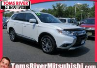 Used Mitsubishi Outlander Luxury Pre Owned 2018 Mitsubishi Outlander Se Four Wheel Drive Sport Utility