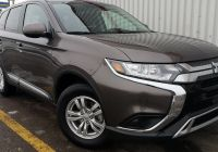 Used Mitsubishi Outlander New Used 2019 Mitsubishi Outlander