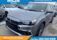 Used Mitsubishi Outlander Unique Pre Owned 2017 Mitsubishi Outlander Sport Es 2 0 4wd