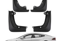 Used Model 3 Awesome Amazon Basenor Tesla Model 3 Mud Flaps Splash Guards
