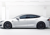 Used Model 3 Beautiful Model S
