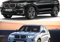 Used Model S Lovely Parison G01 Bmw X3 Vs F25 Bmw X3