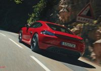 Used Porsche Cayman Awesome topgear