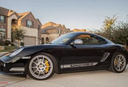 Fresh Used Porsche Cayman