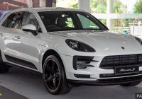 Used Porsche Macan Luxury 2019 Porsche Macan S Arrives In Malaysia Rm625 000