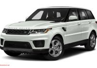 Used Range Rover Sport Awesome 2018 Land Rover Range Rover Sport Safety Features