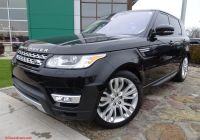 Used Range Rover Sport Awesome Certified Pre Owned 2017 Land Rover Range Rover Sport Hse with Navigation & 4wd