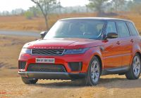 Used Range Rover Sport Beautiful Land Rover Range Rover Sport 2019 Price Mileage Reviews