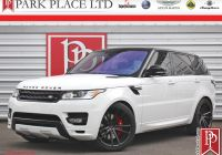 Used Range Rover Sport Best Of Used 2016 Land Rover Range Rover Sport at Park Place aston
