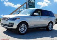 Used Range Rover Sport Unique Pre Owned 2019 Land Rover Range Rover Hse with Navigation & 4wd