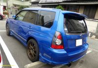 Used Subaru forester Lovely File Subaru forester Sti Version Sg Rear Jpg Wikimedia