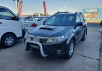 Used Subaru Unique Subaru forester S3 2 0d Wagon 5dr Man 6sp Awd 2 0dt [my10]