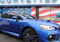 Used Subaru Wrx Best Of Used 2018 Subaru Wrx Base