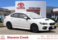 Used Subaru Wrx Elegant Pre Owned 2018 Subaru Wrx Wrx Sedan Awd 4dr Car