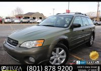 Used Subarus Near Me Elegant Used 2006 Subaru Outback 2 5i Wagon for Sale In Utah Salt
