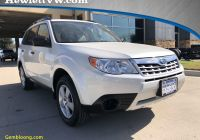 Used Subarus Near Me Luxury 2011 Subaru forester for Sale Near Me Geor Own to Austin Tx Hewlett Volkswagen