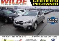 Used Subarus Near Me Unique Certified Pre Owned 2019 Subaru Outback Premium with Navigation & Awd
