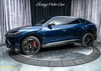 Used Suv for Sale Best Of Used 2019 Lamborghini Urus Suv Msrp $241k Rear Seat