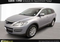 Used Suv for Sale Fresh Used 2007 Mazda Cx 9 touring