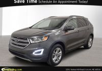 Used Suv for Sale Fresh Used 2016 ford Edge Sel