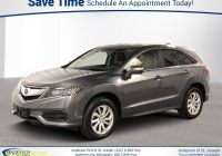 Used Suv for Sale Lovely Used 2017 Acura Rdx Base