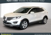 Used Suv for Sale New 2018 Lincoln Mkc Premiere
