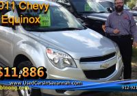 Used Suv for Sale New Used Suv 2011chevrolet Equinox for Sale In Savannah