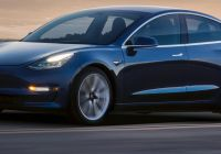 Used Tesla Model 3 Awesome Tesla Drops Price Of Model 3 to $47 600 In Canada
