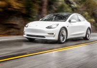 Used Tesla Model 3 Beautiful Tested the Tesla Model 3 Long Range Dual Motor is Quicker