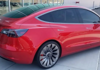 Used Tesla Model 3 New Tesla Sees A Significant Drop In Model 3 Reservations