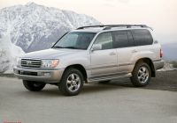 Used toyota Land Cruiser Best Of 2007 toyota Land Cruiser V8 4dr 4×4 Pricing and Options