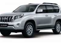 Used toyota Land Cruiser Inspirational New 2014 toyota Land Cruiser Prado Launched In India Priced