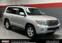 Used toyota Land Cruiser Lovely Pre Owned 2014 toyota Land Cruiser 4dr 4wd 4wd Suv