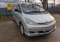 Used toyota Lovely toyota Previa Used Cars for Sale In Woking On Auto Trader Uk
