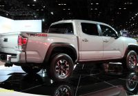 Used toyota Tacoma Awesome 2020 toyota Ta A Shows F Subtle Facelift In Chicago [update]