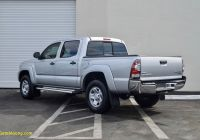 Used toyota Tacoma Awesome Used 2013 toyota Ta A Double Cab Prerunner Pickup 4d 5 Ft