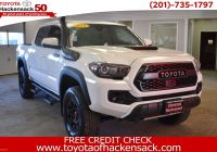 Used toyota Tacoma Beautiful Used 2019 toyota Ta A Trd Pro Double Cab 4×4