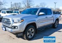 Used toyota Tacoma Beautiful Woodhouse Used 2017 toyota Ta A for Sale