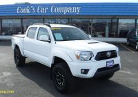 Used toyota Tacoma Best Of 2015 toyota Ta A Sr5 Trd Sport Crew Cab 4—4 Lifted Loaded