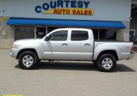 Used toyota Tacoma Best Of Used 2006 toyota Ta A 4wd Double Cab Lb V6 at Trd F Road